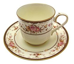 Noritake Brently 9730 Teacup and Saucer - $25.48
