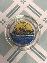 1999 P New Jersey Enameled State Quarter *FREE SHIPPING* - $3.92