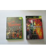 Xbox Game Lot Dead Or Alive Ultimate & The Warriors COMPLETE CIB - $18.99