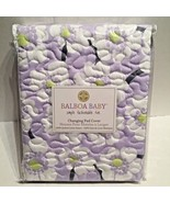 Baby Changing Table Pad Cover Lavender Floral Crib Bedding Crib New 16 ... - $22.33