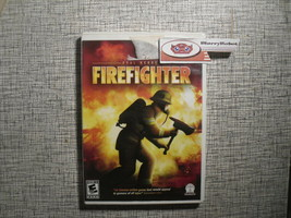 Real Heroes: Firefighter Nintendo Wii 2009 Emergency Response Game - $10.13