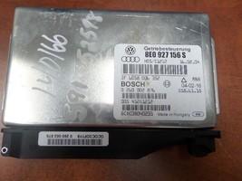 04 Audi A4 Chassis Ecm Transmission 1.8L 5 Speed Quattro Code Gbf Id 8E0927156S - $123.75