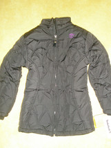 NWT Timberland Girl's Coat Jacket Black MSRP $95.00 Size S - $44.99