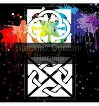 "New! 15""x12"" Tribal Designs Set 01 Airbrush Stencil,Template - $15.88"