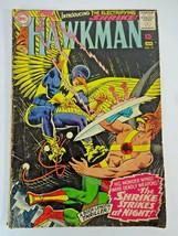 "DC Hawkman#11 Dec .- Jan. 1965-66 ""The Shrike Strikes At Night"" Silver Age - $11.29"