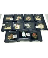 ChemArt / Beacon Design Christmas Ornaments assortment lot of 11 - $148.49