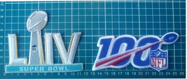 NFL100 anniversary centennial season Football superbowl 54 LIV Jersey Pa... - $29.99