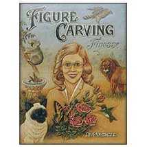 Figure Carving Finesse Book - $38.69