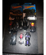 Batman Lot Monster Truck Motorcycle Cars - $7.83