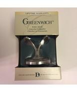 Bath Unlimited Robe Hook Greenwich Satin Nickel Finish Decor In Box Seal... - $14.49