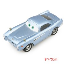 "Disney Pixar Cars 2 ""Mc Missile"" Diecast Vehicle Kids Toys  - $8.58"