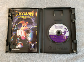 Rayman Arena Nintendo Gamecube 2002 Complete - Manual & Tested - Disc is... - $29.95