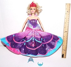 Barbie Mariposa And The Fairy Princess Catania Toy Doll Figure Used 2012 - $9.88