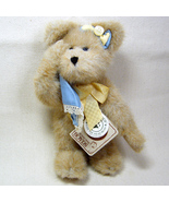 """Boyds """"Will B Missingyou"""" MISS YOU Bear Articulated T Js Best Dressed Co... - $9.50"""