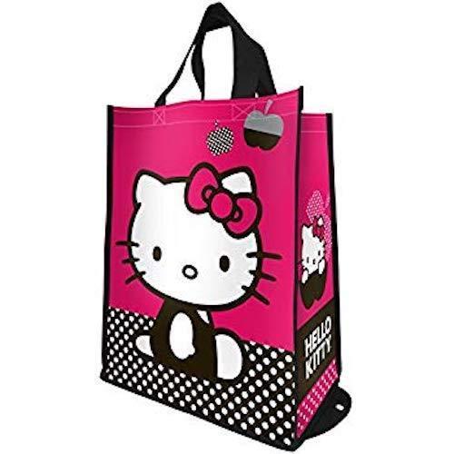 Vandor Brand Hello Kitty Packable Shopper Tote Bag