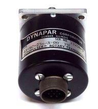 DYNAPAR 41-BC-256-A-00 RH ROTARY TRANSDUCER ROTOPULSER 41BC256A00 image 4