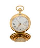 Omega Grand Prix Paris 1900 14K Gold Manual Wind Pocket Watch - £2,740.54 GBP