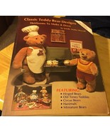 Classic Teddy Bear Designs by Worrell Pb 1988 - $9.49