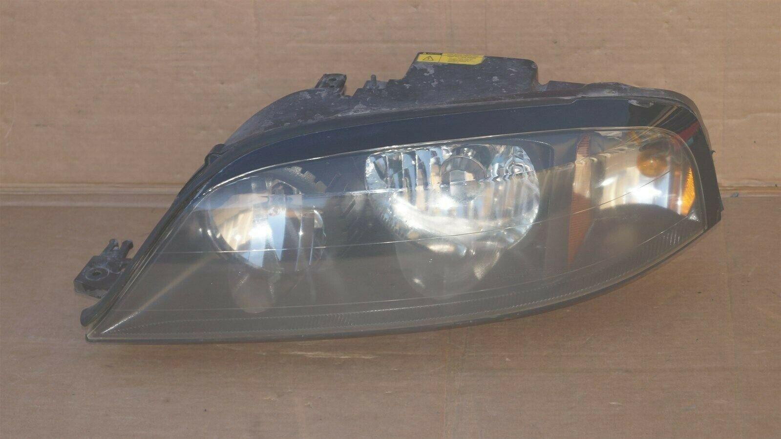 03-06 Lincoln LS Xenon HID Headlight Head Light Lamp Driver Left LH