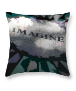 Imagine, Strawberry Fields, Throw Pillow, seat cushion, fine art photo - $41.99+