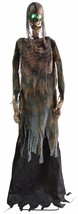 HALLOWEEN ANIMATED LIFE SIZE TWITCHING ZOMBIE CORPSE SOUNDS  PROP DECORA... - €104,26 EUR