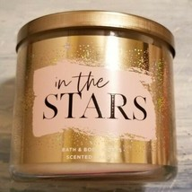 Bath & Body Works In The Stars Candle 3 Wick - $24.26