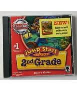 Jump Start ADVANCED 2nd Grade WINDOWS MAC PC CD-ROM 2002 Knowledge Adven... - $28.04