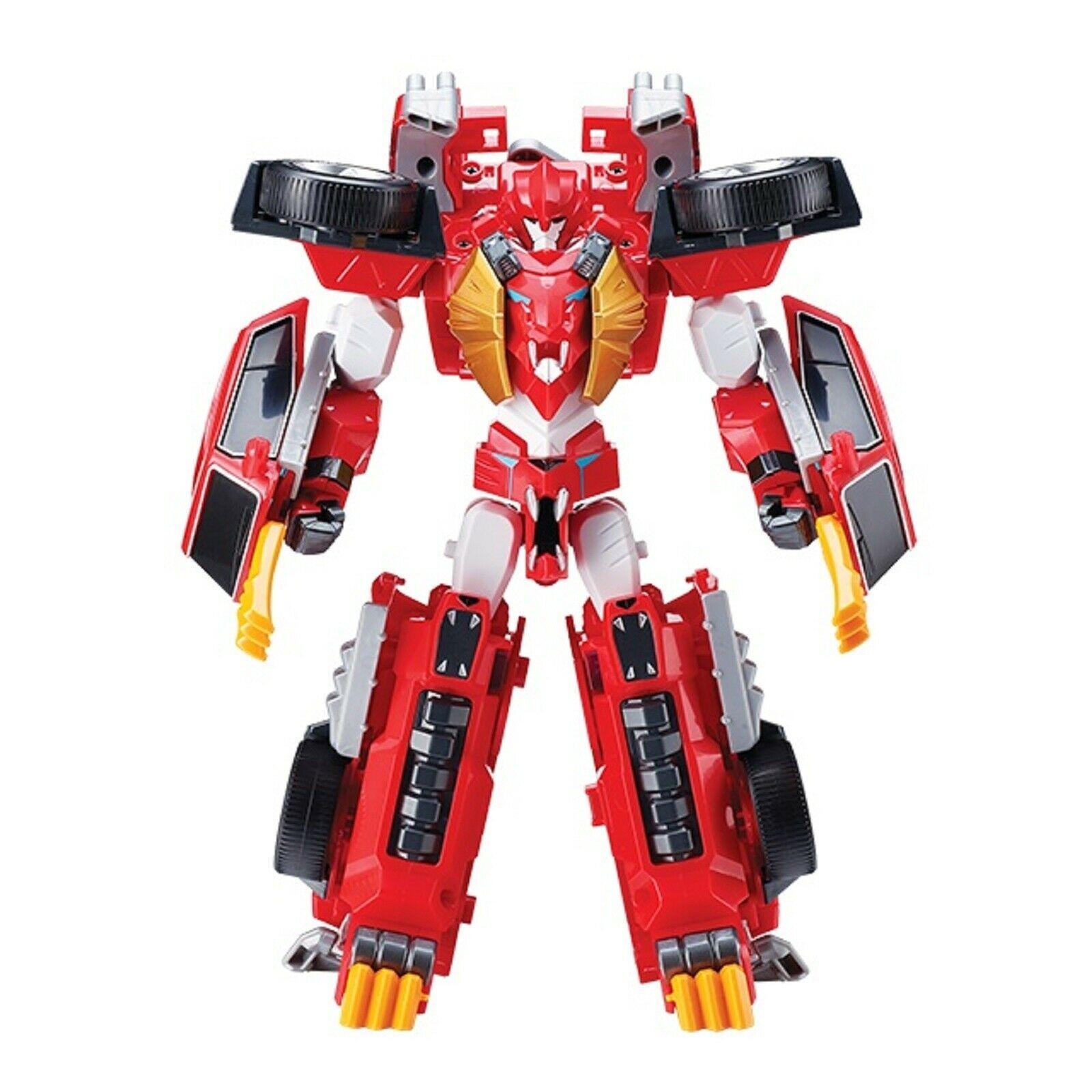Tobot Leo Kaiser Transformation Action Figure Toy Robot
