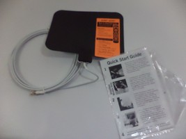Alphaline Ultra-Compact HD Digital High Def TV Antenna Indoor Razor Thin... - $9.39