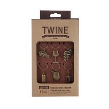 Grapevine Vineyard Wine Charms by Twine - $10.99