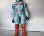 """Vintage 1985 Bioroid Terminator 3.75"""" Matchbox Action Figure Robotech L"""