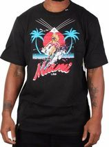 LRG Men's It Only Snows In Miami T-Shirt, White, Large image 3