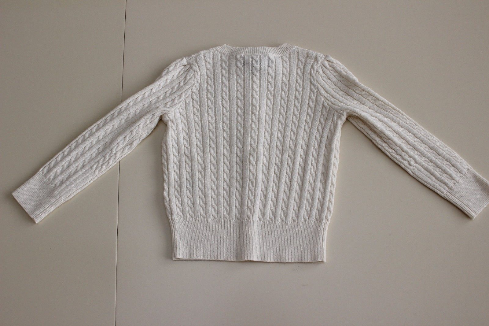 316ae7e55 Polo Ralph Lauren Girls Ivory Cardigan and similar items