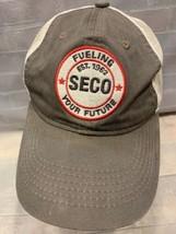 SECO Fueling Your Future Est 1962 Adjustable Adult Cap Hat - $12.86