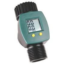 Water Flow Meter Sensor Consumption Control LCD... - $29.43