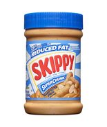 SKIPPY Reduced Fat Super Chunk Peanut Butter Spread, 16.3 Ounce (6 Combi... - $32.00