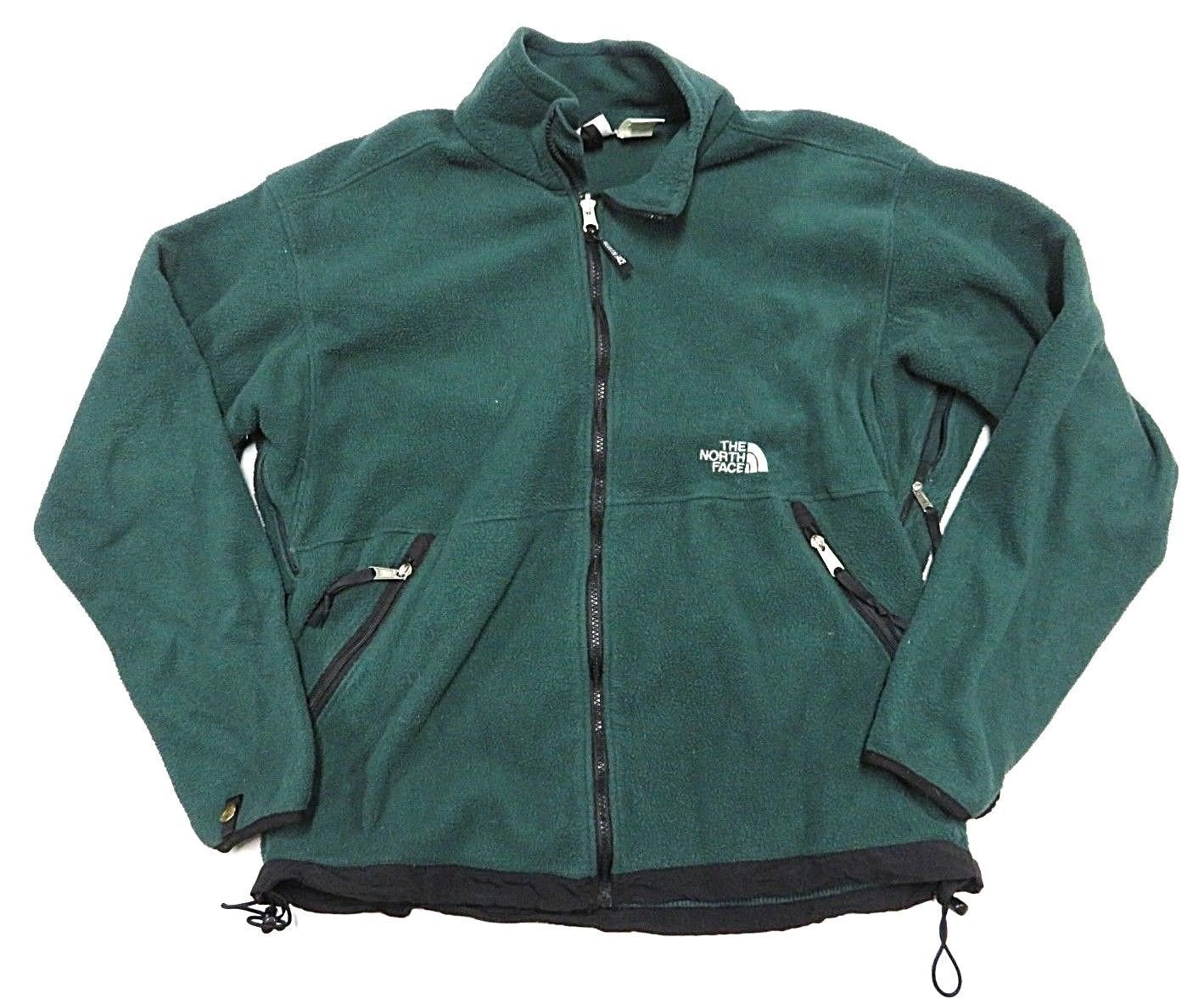 02ac6bcf1 VTG The North Face Green Outerwear Jacket and 50 similar items