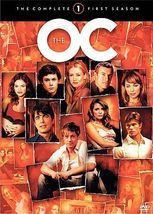 The O.C. - The Complete First Season (DVD, 2004, 7-Disc Set) - $16.00