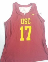 Nike USC Womens Lacrosse Team Uniform Skirt Jersey M Medium 2018 - $26.99