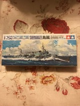 Tamiya Japanese Navy Destroyer Shimakaze 1/700 scale kit NEW SEALED - $29.70