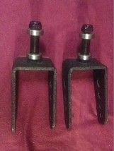 Pair of  Castor Forks for 7x1.75 Tires plus Bearings for Dalton Power Chair - $34.97