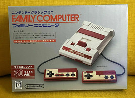 Nintendo Classic Mini Famicom Japanese Version Japan Import Retro Game C... - $111.49