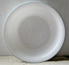 """Corelle SYMPHONY Pattern White with pale blue band 7.25"""" cereal bowl - $3.75"""