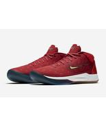 Nike Kobe AD PE Mighty IT Size 10 Isaiah Thomas Gym Red White Gold AQ272... - $79.99