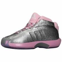 Adidas Crazy 1 Kobe John WALL'S Pe Taglia 8.5 Ispirato a Dc Ciliegia Ros... - $118.63