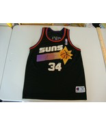 Vintage 90s Phoenix Suns Charles Barkley Champion NBA Jersey 40 M - $64.34