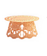 """14 Plastic Cake Top Base stand 4.5"""" x 2.5"""" tall accessory - $20.79"""