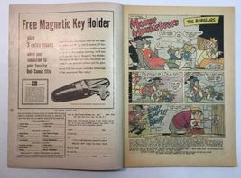 Dell Comics MGM's Mouse Musketeers # 19 1959 Vintage Comic Book Tom and Jerry image 3