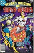 Secret Origins of Super-Heroes Comic Book DC Special Series #10, DC 1978... - $21.20