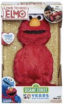 "Sesame Street Love to Hug Elmo Talking, Singing, and Hugging 14"" Plush Toy- NIB - $26.65"